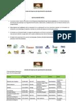 Listado de Empresas de Agroindustria Aprobadas