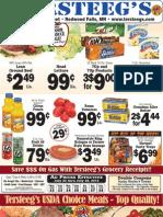 Tersteeg's Ad through 7/28