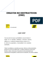 Ensayos No Destructivos ESAB