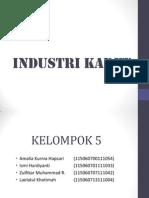 Industri karet di Indonesia (PT Bridgestone Indonesia)