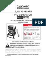 Manual Pto Generator