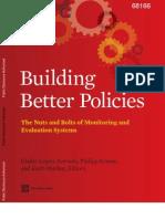 Building Better Policies - World Bank