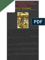Heidegger-la Dete Del Nihil s La Historia Del Ser