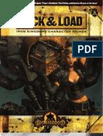 Privateer - Iron Kingdoms - Lock & Load