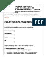 4TO.EXAMEN DEL CURSO VIRTUAL DE PROYECTOS DE INVERSION PÚBLICA