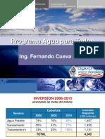 Proyectos de Agua y Saneamiento PAPT