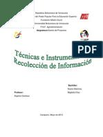 trabajo de Migdalia Díaz II