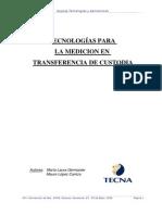 Transferencia d Custodia Gases Tecna