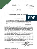 Senate Bill No 74 - People's Freedom of Information Act of 2013 (Filed by Senator TG Guingona)
