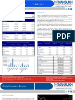 For Derivative 22 July 2013  By Mansukh Investment and Trading Solution