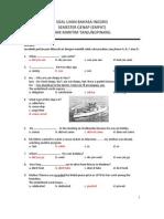 Soal Bahasa Inggris SMK Kelas 2 (1)
