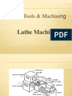 Presentation Machine Tool Lathe