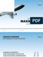 Maximus Air ACMI Solutions - Jan2013