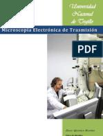 Microscopia Electronica de Transmicion Expo