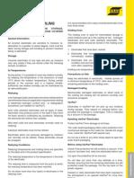 ESAB Electrodes User Manual