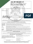 kyle karum teaching certificate