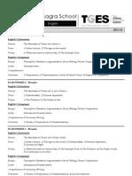 Std 9 Eng Plan 2013-14