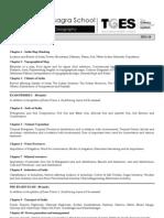 Std 10 Geo Plan 2013-14