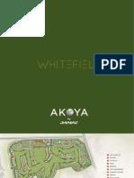 Whitefield Bro_AKOYA by DAMAC Call +919958959555