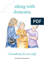 Working With Dementia