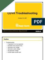 CDVR Troubleshooting