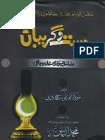 Dast o Gareban (Barelvi RazaKhaniyo Ki Khana Jangi) by Maulana Abu Ayub Qadri [DB]