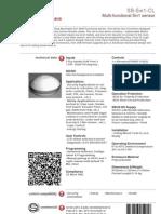 5in1 Sensor (Data Sheet)