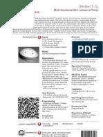 SmartBus G4 9in1 Sensor ( Data Sheet)