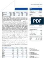 Axis Bank, 1Q FY 2014