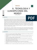Ciencia Tecnologia y c. Mundo