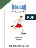 Tugas makalah olahraga