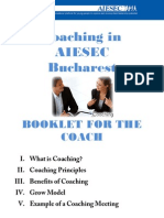 Coaching Booklet