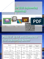 Civil Engineering With Nanotechnology