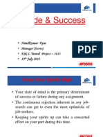 Attitude of Success (Presentation)