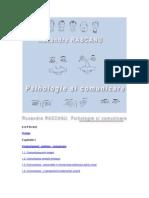 8598201 Ruxandra Rascanu Psihologie Si Comunicare