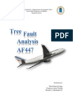 AF447 Fault Tree Analysis