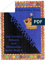 Questions Series Book 6