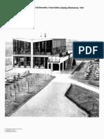 06. Restaurante del aeródromo de Schkeuditz, línea Halle-Leipzig (Alemania), 1931