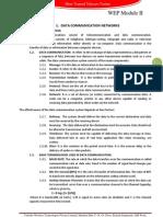 Basics of Data Communication,