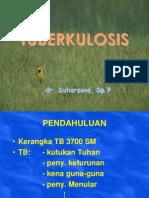 03. Kuliah Tuberkulosis, Dots, Tuberkuloma, Pneumocele