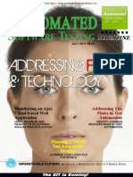 AutomatedSoftwareTestingMagazine_July2012