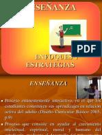 Enfoques y Estrategias de Enseñanza