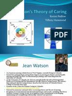 Jean Watson's Caring Theory