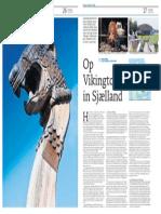 Op Vikingtocht in Sjaelland