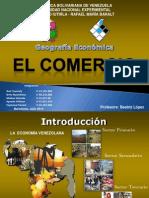 Presentacion de Geografia Economica El Comercio (Final Definitivo)