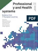 Health Professionals and Health Sistems _migratie