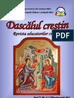 Dascalul Crestin, 4-5/2011