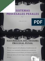 Sistemas Procesales Penales Exposion