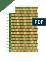 Escala Portos Sul 12x12