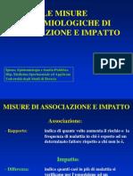 Epi 7 - Misure Di Associazione e Di Impatto